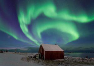 NORVEGIA aurora-boreale-spettacolo-natura
