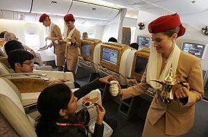 emirates miglior compagnia aerea