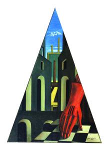 Triangolo metafisico (guanto)