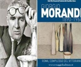 Locandina mostra Morandi
