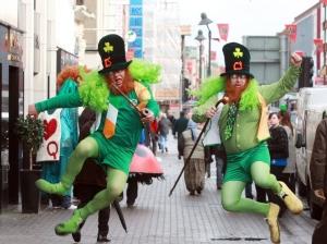 Parata a Dublino