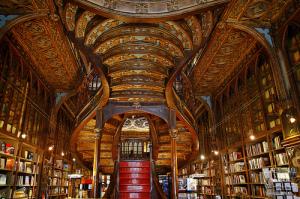 Libreria Lello a Porto