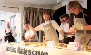 Campionato nordico di apertura di ostriche
