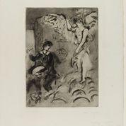 chagall apparizione