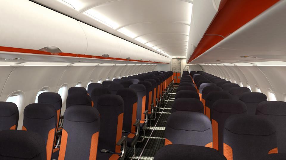 Easyjet introduce il secondo bagaglio a mano tgtourism for Bagaglio a mano di american airlines