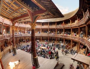 globe theatre