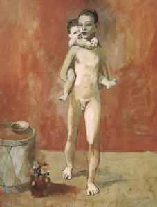 picasso i due fratelli
