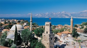 Antalya, Turchia.