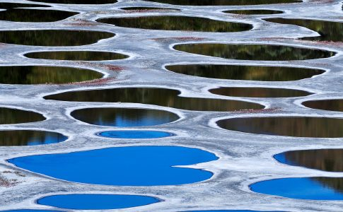 Canada Spotted Lake