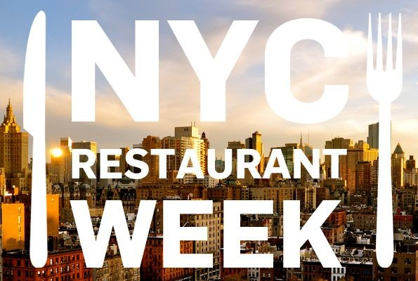 new york restaurant week