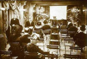 Gran Cafè del lumiere Boulevard des Capucines