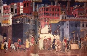 Buono e Cattivo Governo - Museo Civico Siena