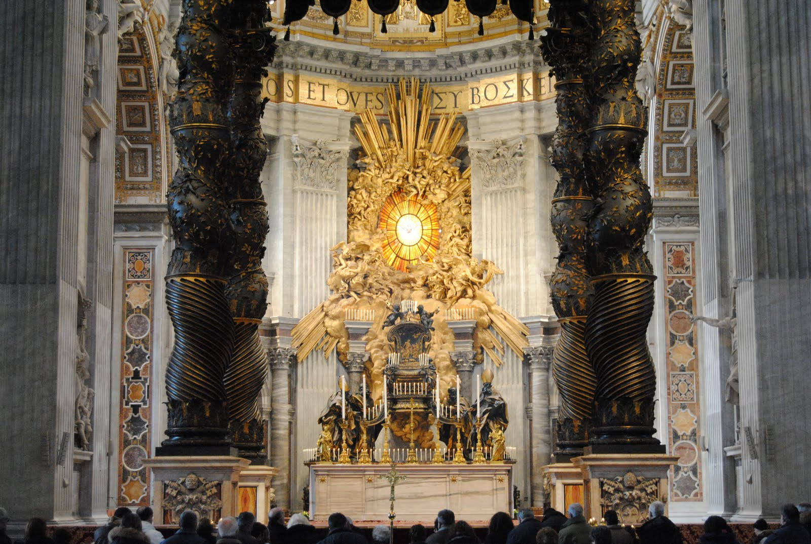 Cattedra San Pietro_4