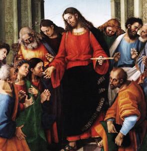 Comunione degli Apostoli - Luca Singorelli
