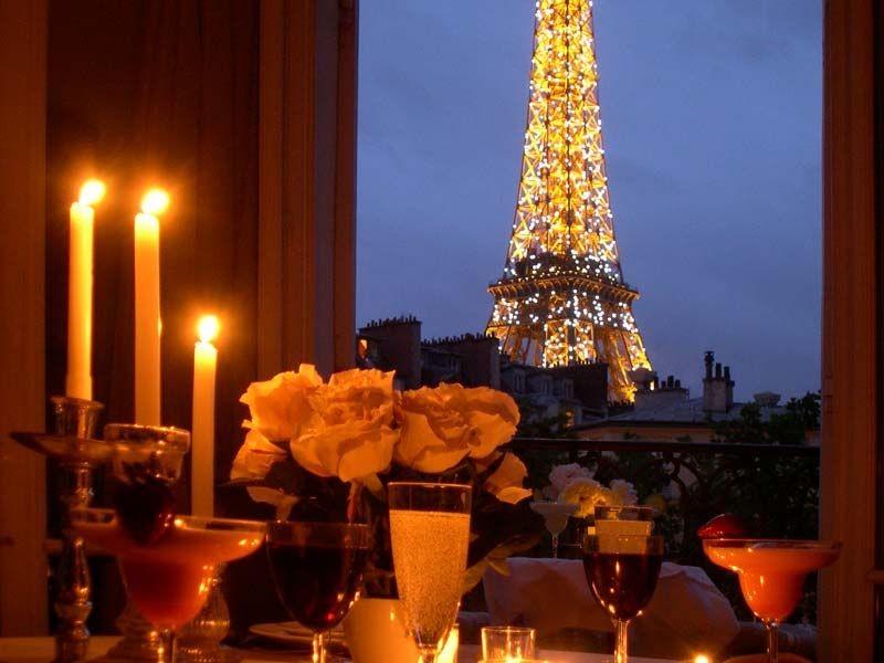ristorante, parigi, lusso