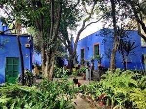 Giardino di Casa Azul