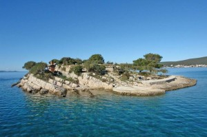 croazia isola privata