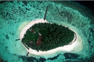 isola privata indonesia