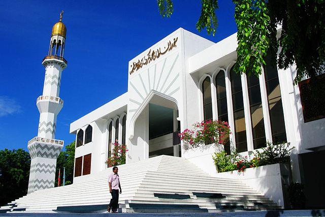 malé-moschea