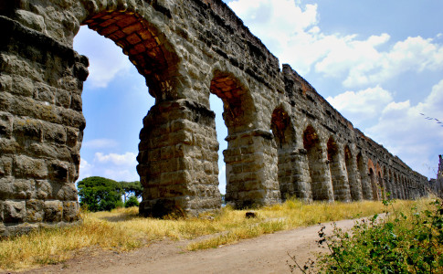 parco acquedotti, roma