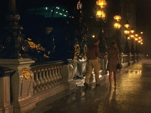 Pont Alexandre III - Midnight in Paris (2011)  PARIS FILM