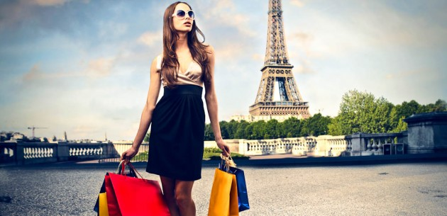 shopping parigi alta moda