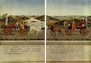 cm. 47 x 33, Galleria degli Uffizi, Firenze