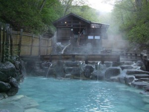 Onsen giapponese