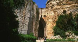 Orecchio di Dionigi Siracusa