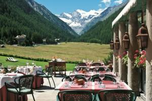 Bellevue Hotel Val D'Aosta - esterno