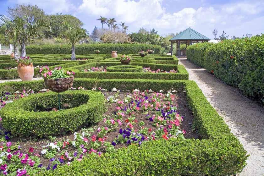 botanical garden bermuda