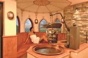 Kristiana Alpin Wellness -sauna