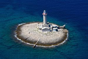 Isola di Porer, Croazia