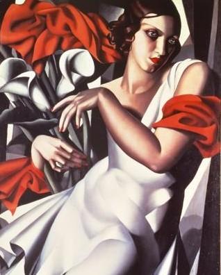 tamara de Lempicka, Madame Perrot