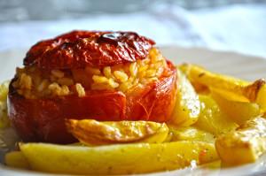 pomodori riso patate