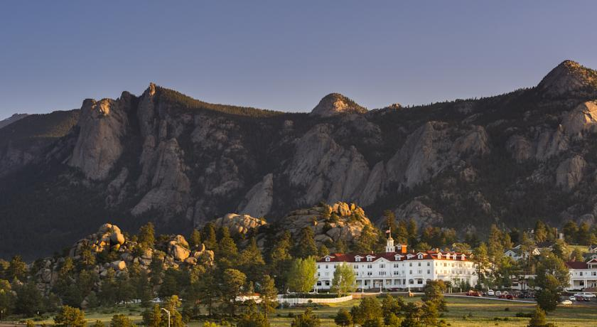 Stanley hotel rocky mountains