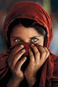 steve mccurry icons and women