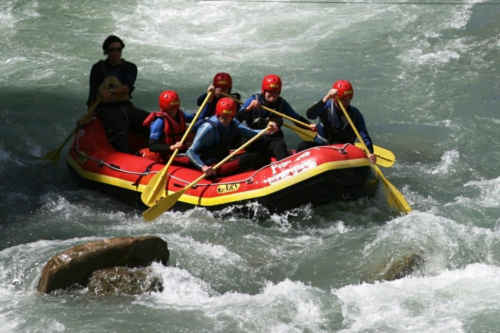 Rafting su Rio Antigua