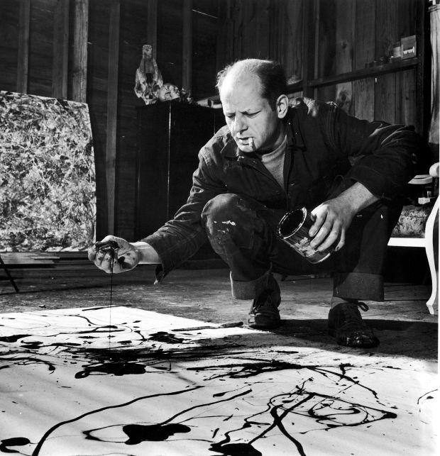 pollock artist