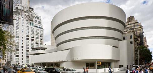 7. Solomon R. Guggenheim Museum