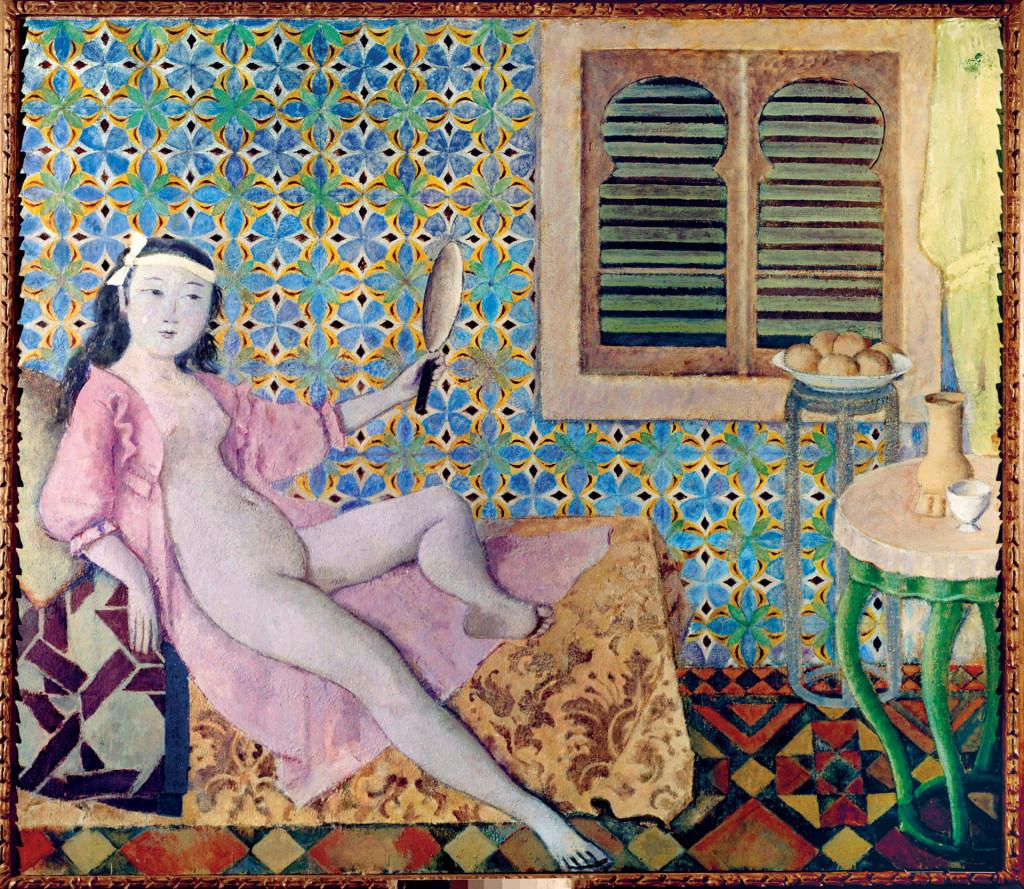 Balthus un artista enigmatico in due mostre a roma for Balthus la chambre turque