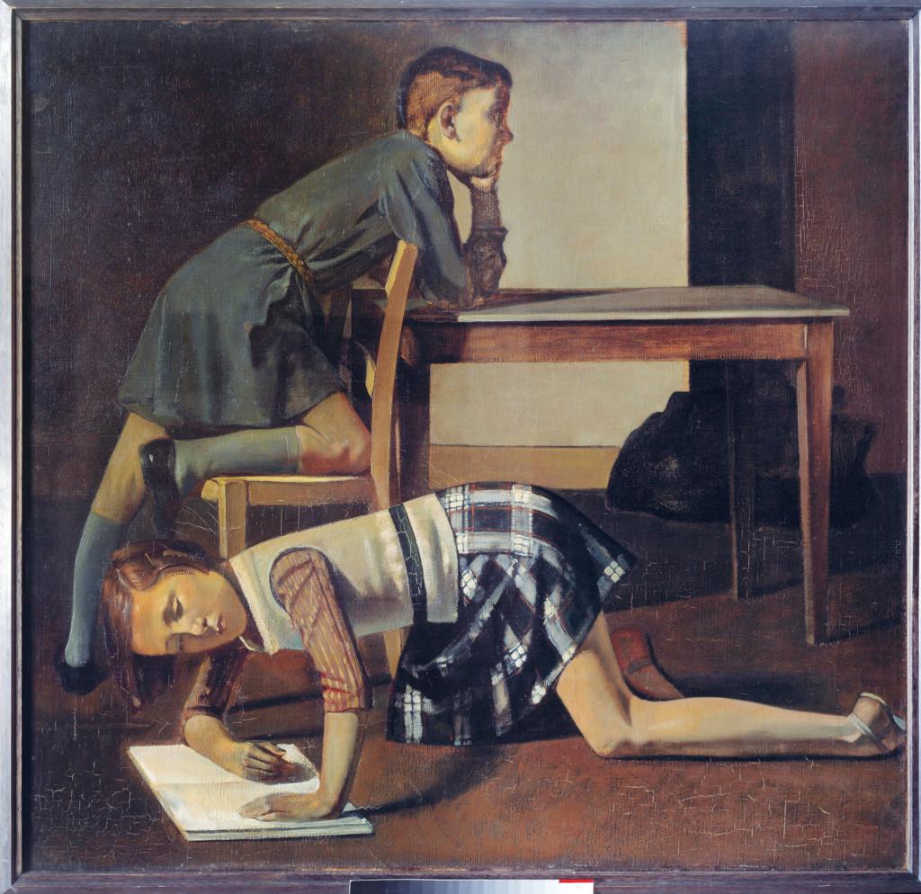 Les enfantes Blanchard (1937)