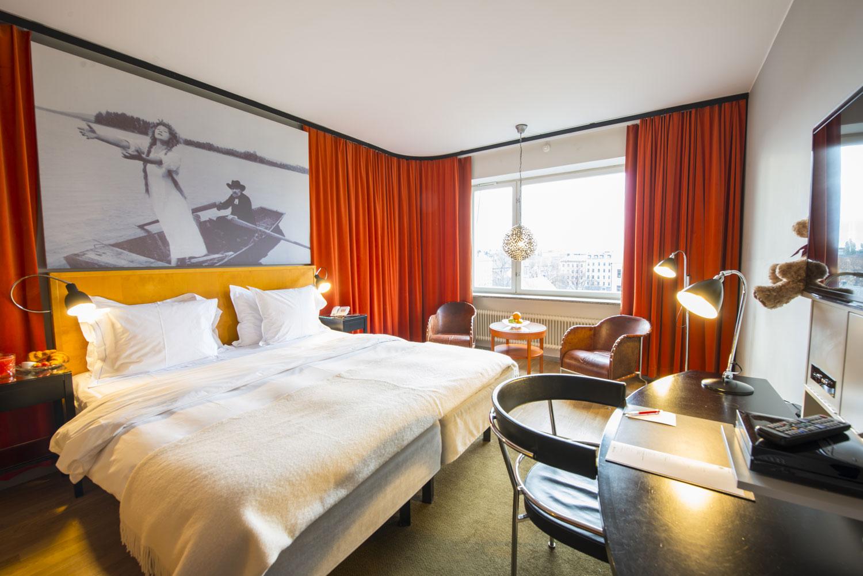 Hotel Rival, Stoccolma