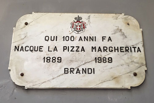 pizzeria brandi napoli