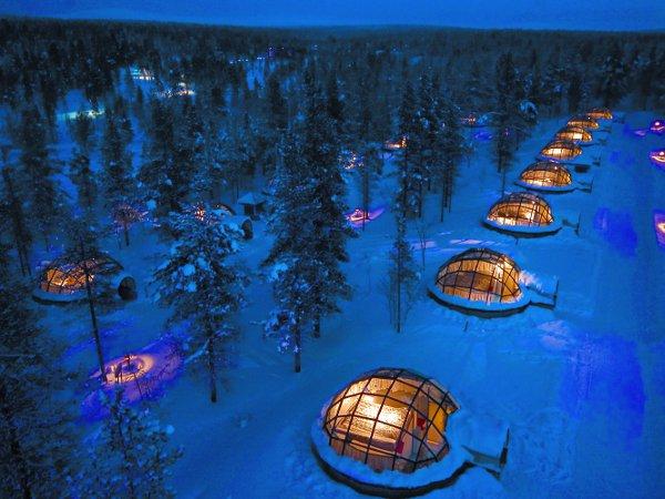 resort Kakslauttanen