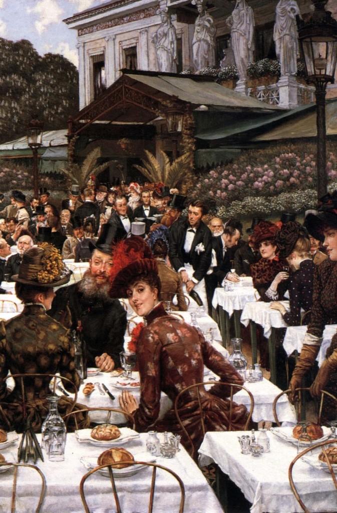 Mogli d'artisti (1883-85) tissot