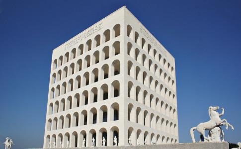 Palazzo Civiltà, Roma