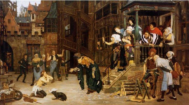Il ritorno del figliol prodigo 1862 tissot