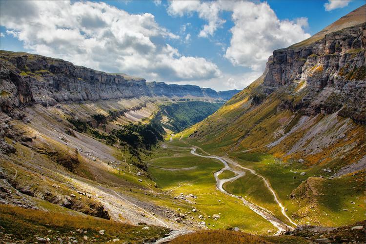 parco Ordesa y Monte Perdido