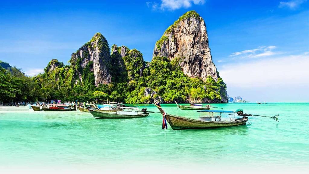Phuket natale esotico